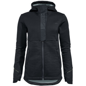 VAUDE Cyclist Winter Softshell Jacket Women black